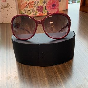 Prada Sunglasses - like new w/case